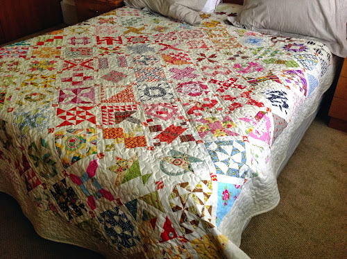 On making the Farmer's Wife Quilt Sampler | Sewn Up : the quilt sampler - Adamdwight.com