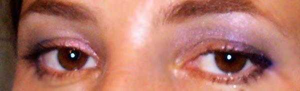 Clarins Colour Quartet For Eyes 10 Celestial - Фиолетовый мейк со вспышкой