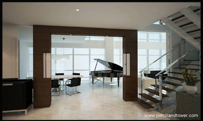 Bán căn hộ Penthouse Petroland Tower Phú Mỹ Hưng   Quận 7 thanh toán 5 năm