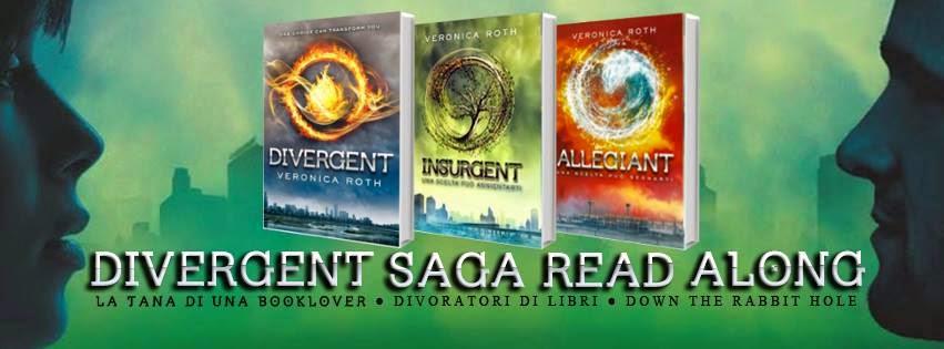 Divergent Saga Read Along
