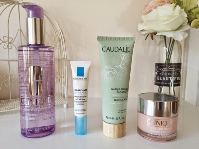 Clinique Take The Day Off Cleansing Oil, Clinique, Caudalie, Skincare, Bbloggers, Beauty Blog