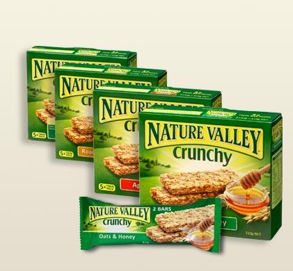 Nature Valley Granola Bars Coupon = Free at Target!