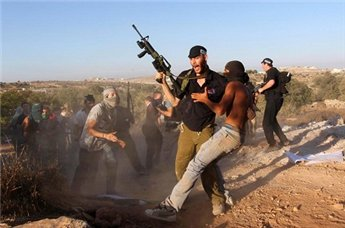 Armed Jewish Settlers