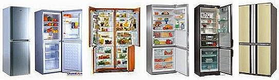 Предновогодний рейтинг холодильников