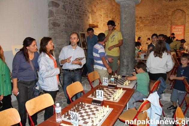 Αποτελέσματα 3ου τουρνουά σκακιού ''BLITZ''