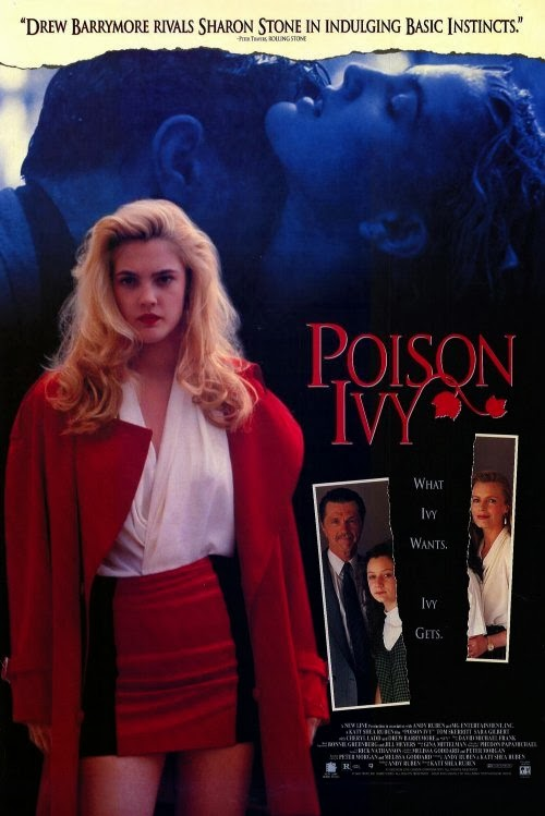 Poster Of Poison Ivy (1992) Full Movie Hindi Dubbed Free Download Watch Online At Alldownloads4u.Com