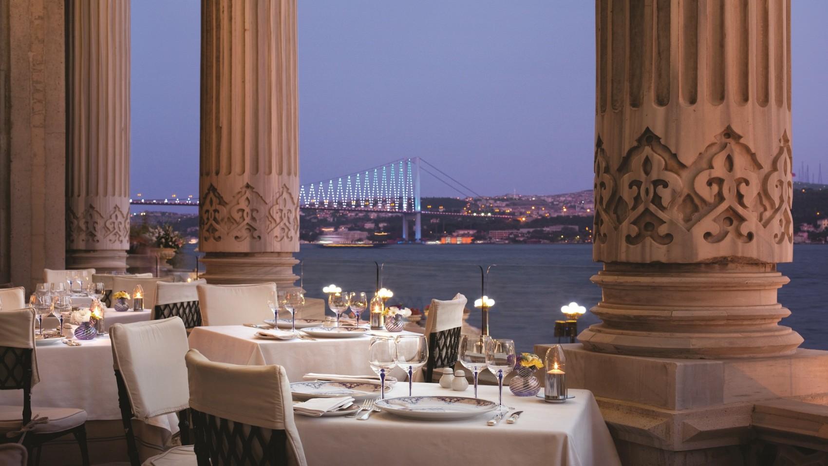 tugra restaurant istanbul