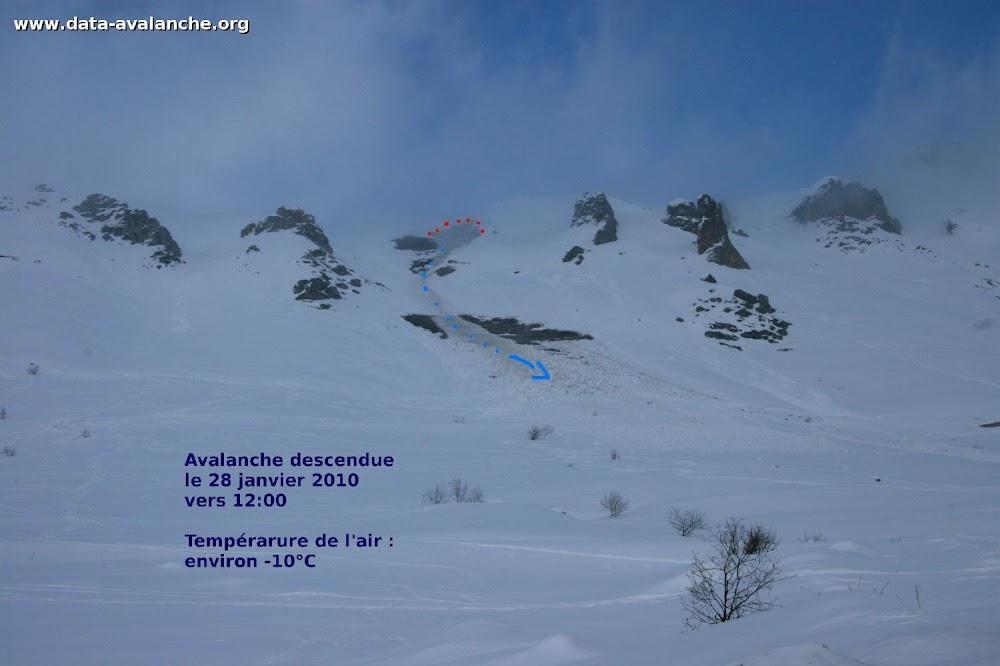 Avalanche Haute Tarentaise, secteur Grande Sassière - Photo 1