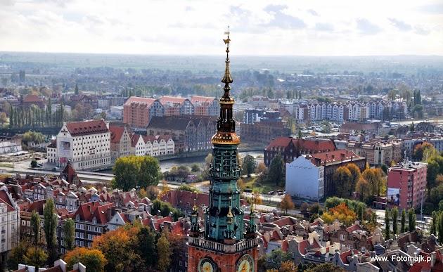 Wochenend- oder Wochenausflug nach Polen - Danzig