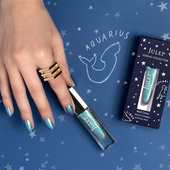 Julep Zodiac Collection Nail Color