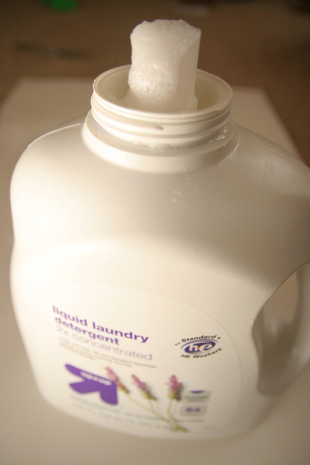 Homemade Liquid Laundry Detergent Homemade Ginger