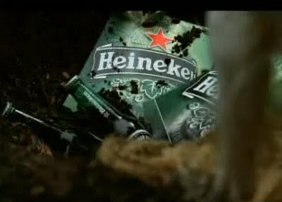 Heineken dog funny TV commercial