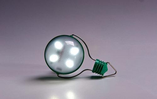 wasserdichte solar led lampe