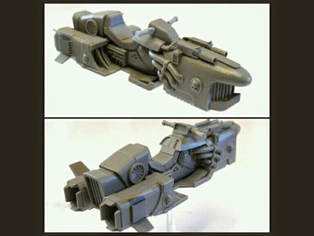 Motojet Zealot Miniatures
