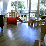 LePort Private School Irvine - Montessori childcare room for older infants