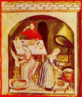 Uno storico in cucina cucina e medioevo for Ricette in cucina