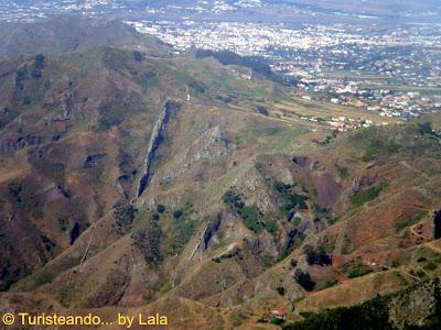 Macizo Anaga Mirador Pico Ingles, Tenerife