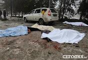 Боль и ужас в Донецке: трагедия в кадрах (18+) (фото)