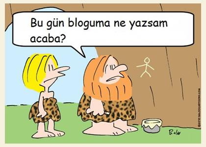 ilk blogger