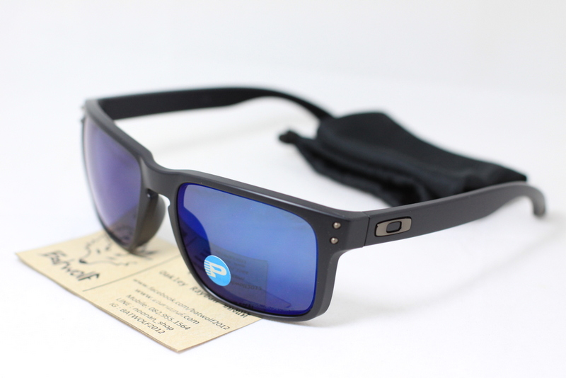 de69a851bea Oakley Holbrook Violet Iridium Polarized « One More Soul