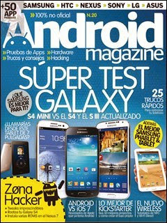 Rolling Stone   Metal Hammer   Android Magazine   Muy Interesante M�xico [2013]