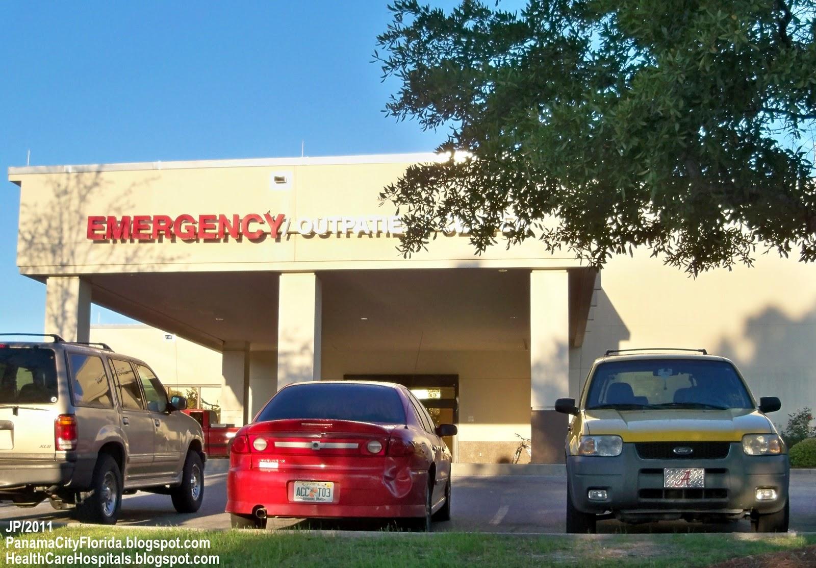 Bay Medical Emergency Panama City Beach