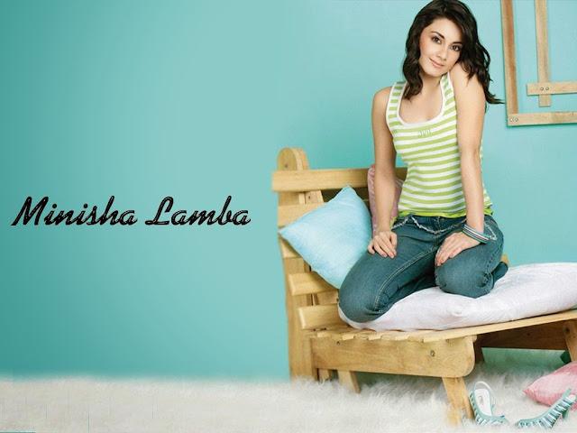 Minissha Lamba Photos