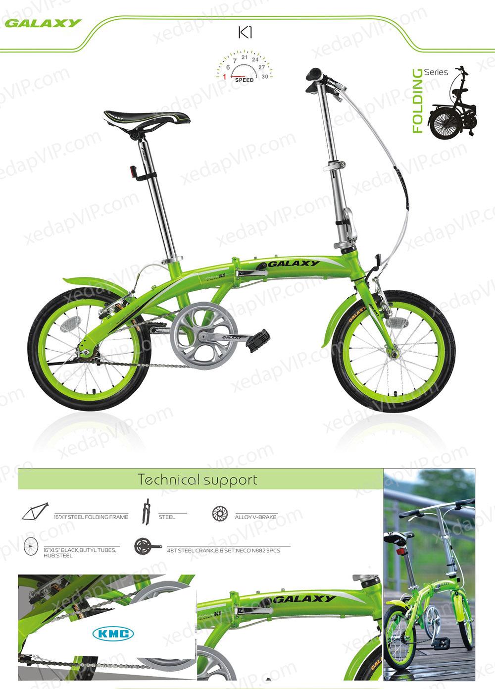 Xe dap the thao Gap GALAXY K1, xe dap the thao, xe dap trinx, xe đạp thể thao chính hãng, xe dap asama, k1