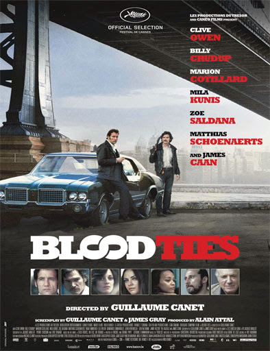 Blood Ties (2013)