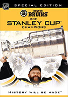 Boston Bruins 2011 Stanley Cup Champions Special Edition