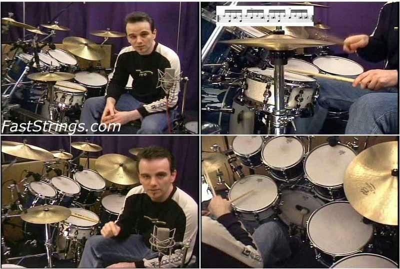 Gavin Harrison - Rhythmic Visions