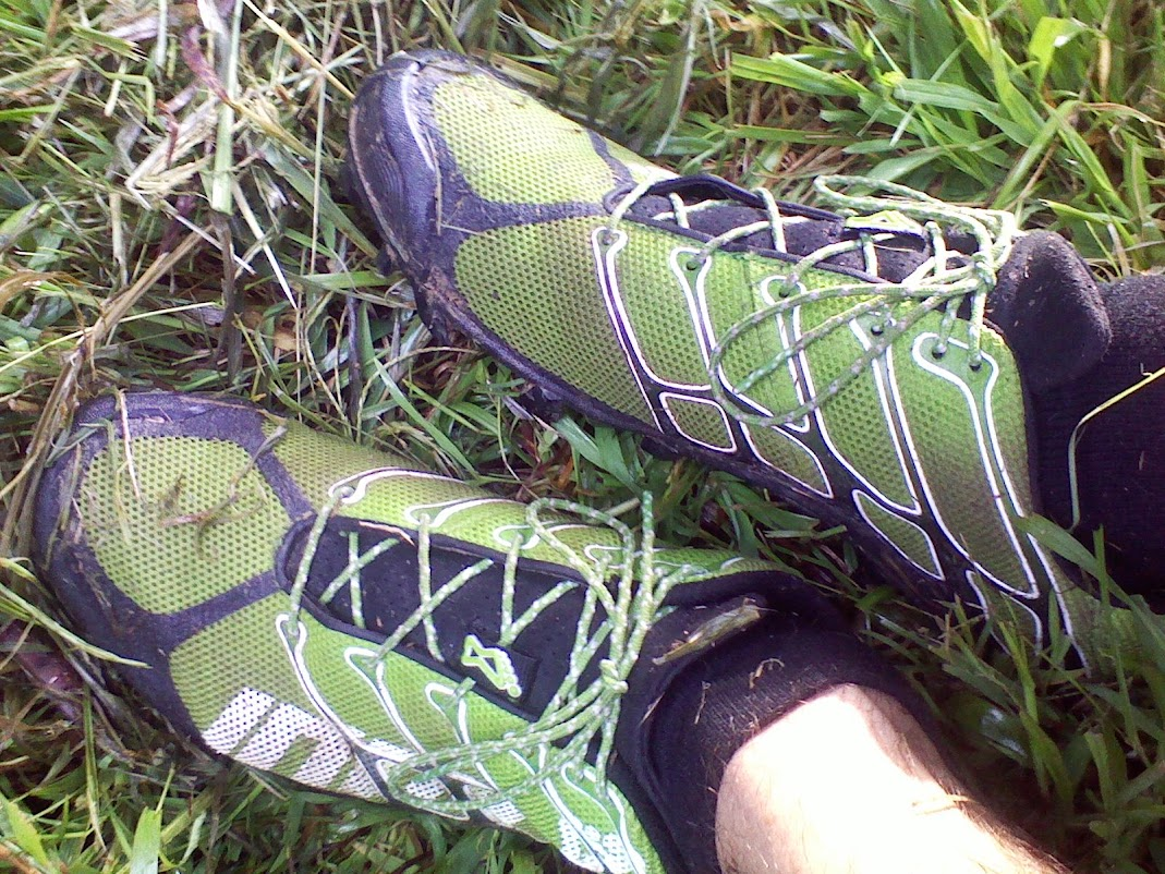 Inov-8 Bare-Grip 200 at MacNair's Farm 10K