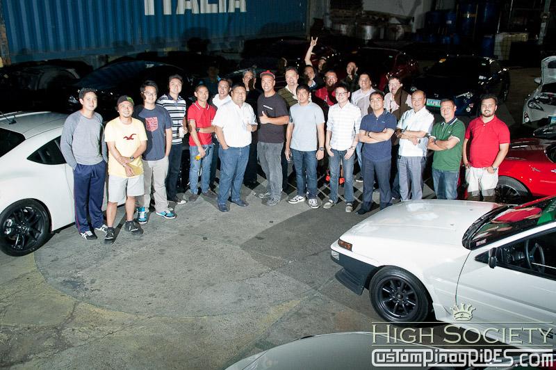 High Society 86 BRZ Meet Custom Pinoy Rides Pic48