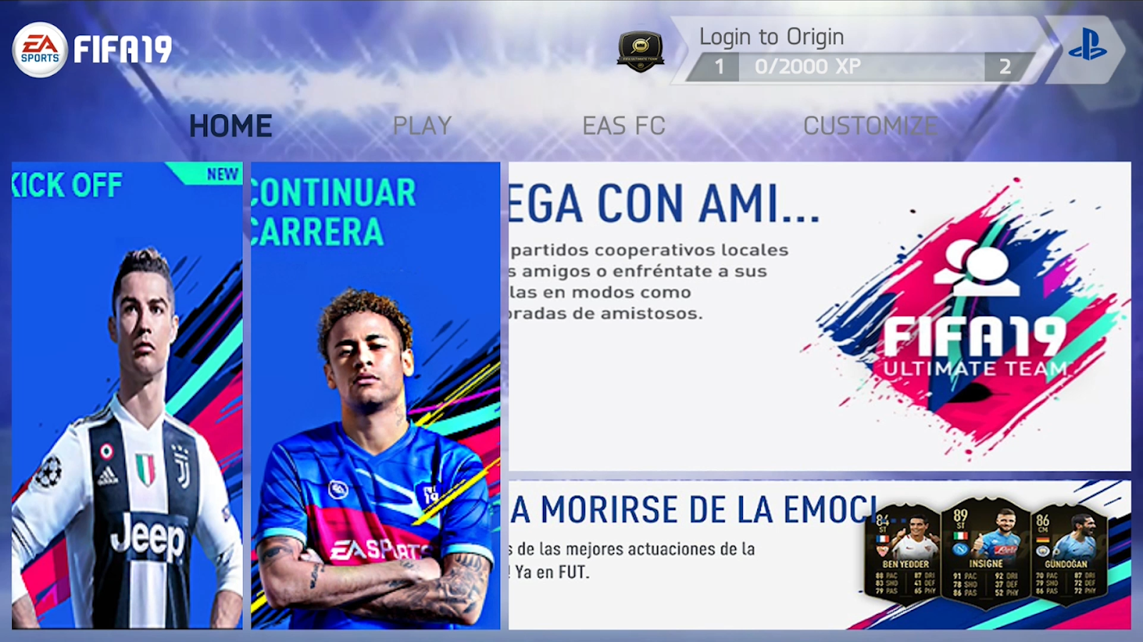 FIFA 19 MOD FIFA 14 Android Offline 1GB New Menu Face Kits 2020 & Transfers Update Best Graphics