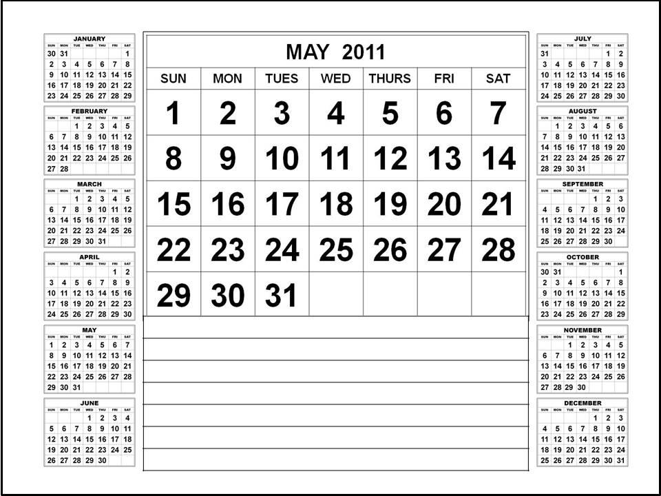 may calendar 2011 template. Calendar+template+may+2011