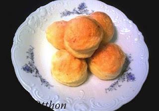 sonkás pogácsa fotó