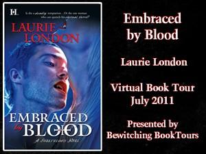 Embraced by Blood: Winner!