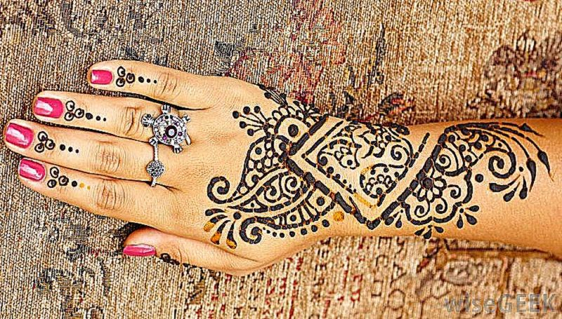 What Are the Best Tips for Henna Removal with pictures