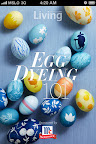 Easter Surprise - It's an Egg Dyeing App!