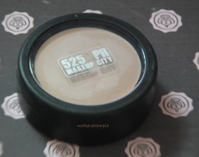525PR Makeup City Eye Fix Review & Swatches