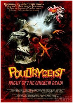 Poultrygeist – Night of the Chicken Dead – DVDRip AVI + Legenda