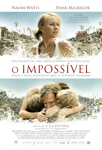 O Impossível (2012) – AVI Dual Áudio DVDSCR / RMVB + Legenda