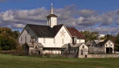 Amish Barn Stars And The Mysteries Of Gothic Architecture