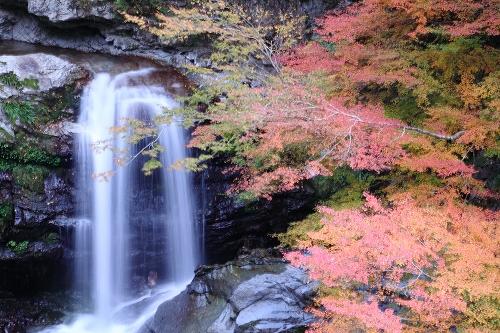 徳島名滝探訪 大轟の滝のイメージ画像