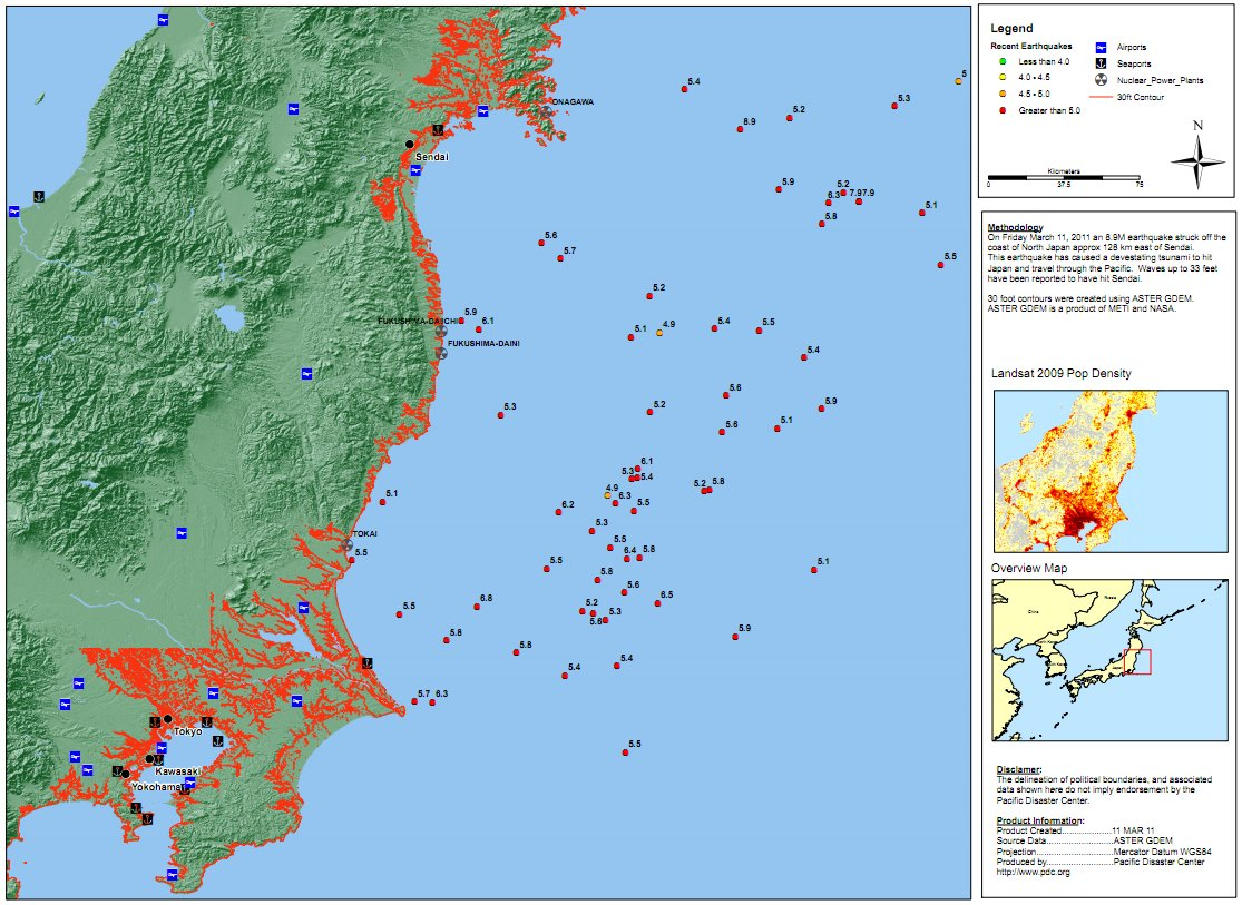 Ontariogeofish Lowlying Areas Of Japan - Japan earthquake zone map
