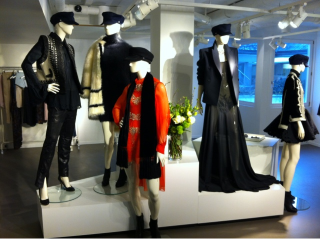 H&M Showroom Zurich re-opening event