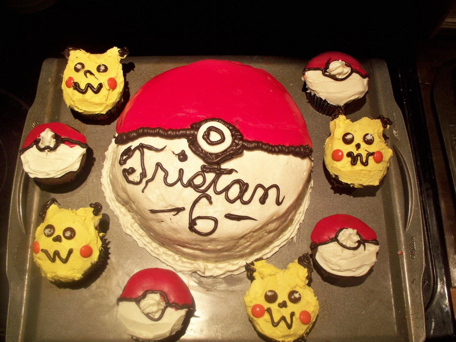 GLYSDI Tristan s Pokemon Birthday Party
