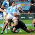 Rugby |  Los Pumas cayeron frente a los poderosos All Blacks