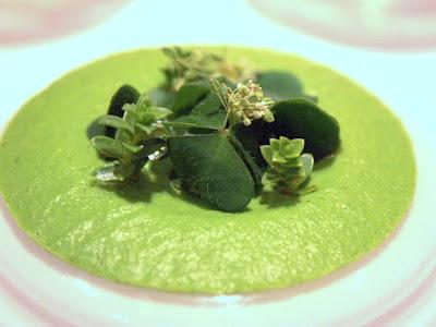 Nimb Louise restaurant in Copenhagen Denmark