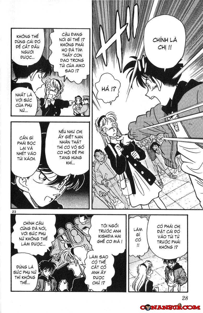 cn 028, Thám tử lừng danh Conan chap 1    NarutoSub